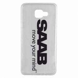 Чохол для Samsung A7 2016 SAAB