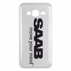 Чохол для Samsung J3 2016 SAAB