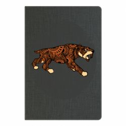Блокнот А5 Saber-toothed tiger