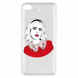 Чехол для Xiaomi Mi 5s Sabrina art