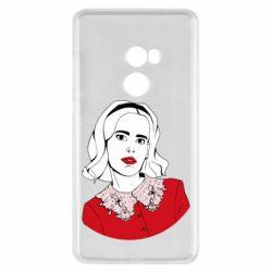 Чехол для Xiaomi Mi Mix 2 Sabrina art