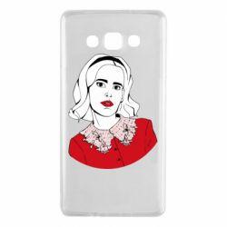 Чехол для Samsung A7 2015 Sabrina art