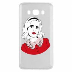 Чехол для Samsung J5 2016 Sabrina art