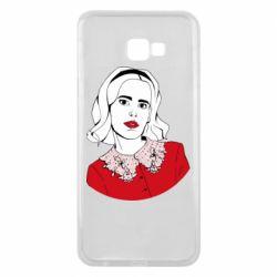 Чехол для Samsung J4 Plus 2018 Sabrina art