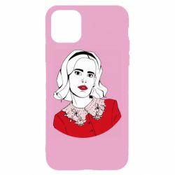 Чехол для iPhone 11 Sabrina art