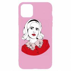 Чехол для iPhone 11 Pro Sabrina art