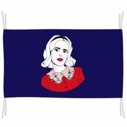 Флаг Sabrina art