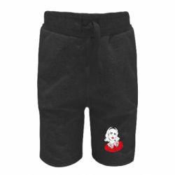 Детские шорты Sabrina art
