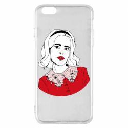 Чехол для iPhone 6 Plus/6S Plus Sabrina art