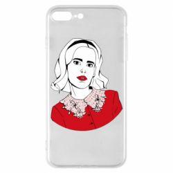 Чехол для iPhone 7 Plus Sabrina art