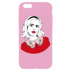 Чехол для iPhone 6/6S Sabrina art