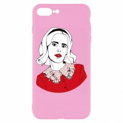 Чехол для iPhone 8 Plus Sabrina art