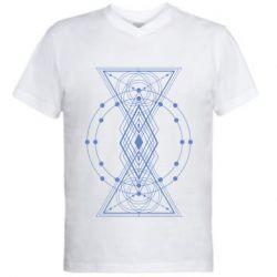 Чоловіча футболка з V-подібним вирізом Sacral endurance