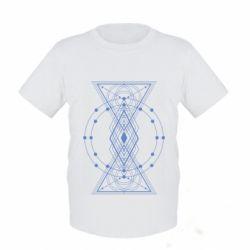 Дитяча футболка Sacral endurance