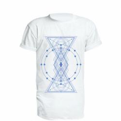 Подовжена футболка Sacral endurance