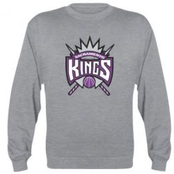 Реглан (свитшот) Sacramento Kings - FatLine