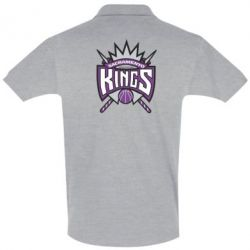 Футболка Поло Sacramento Kings - FatLine