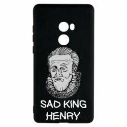 Чехол для Xiaomi Mi Mix 2 Sad king henry