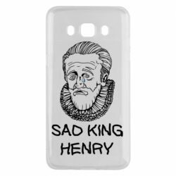Чехол для Samsung J5 2016 Sad king henry