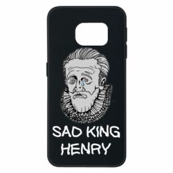 Чехол для Samsung S6 EDGE Sad king henry