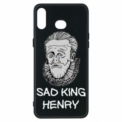 Чехол для Samsung A6s Sad king henry