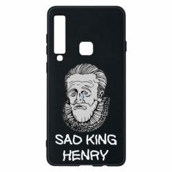 Чехол для Samsung A9 2018 Sad king henry