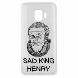 Чехол для Samsung J2 Core Sad king henry