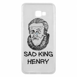 Чехол для Samsung J4 Plus 2018 Sad king henry