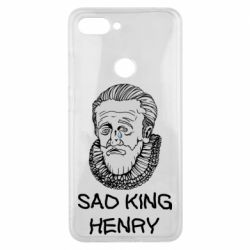 Чехол для Xiaomi Mi8 Lite Sad king henry