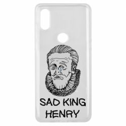 Чехол для Xiaomi Mi Mix 3 Sad king henry