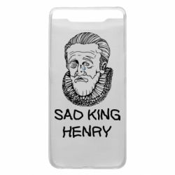 Чехол для Samsung A80 Sad king henry