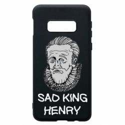 Чехол для Samsung S10e Sad king henry