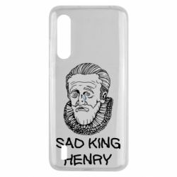 Чехол для Xiaomi Mi9 Lite Sad king henry