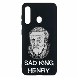 Чехол для Samsung M40 Sad king henry