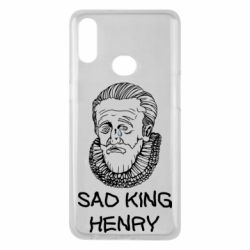 Чехол для Samsung A10s Sad king henry