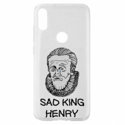 Чехол для Xiaomi Mi Play Sad king henry