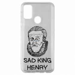 Чехол для Samsung M30s Sad king henry