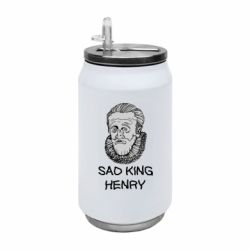 Термобанка 350ml Sad king henry