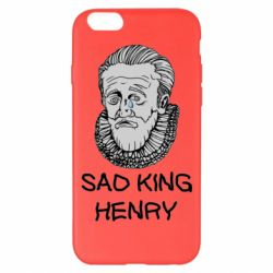 Чехол для iPhone 6 Plus/6S Plus Sad king henry