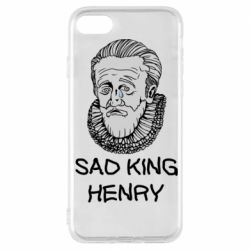 Чехол для iPhone 7 Sad king henry