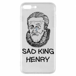 Чехол для iPhone 7 Plus Sad king henry
