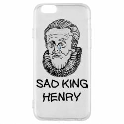 Чехол для iPhone 6/6S Sad king henry