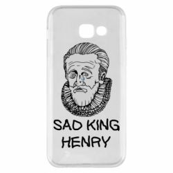Чехол для Samsung A5 2017 Sad king henry