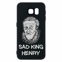 Чехол для Samsung S6 Sad king henry