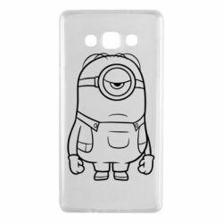 Чохол для Samsung A7 2015 Sad minion