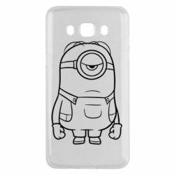 Чохол для Samsung J5 2016 Sad minion