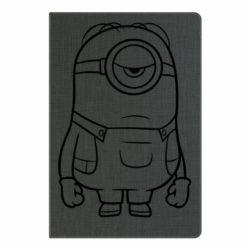Блокнот А5 Sad minion