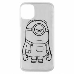 Чохол для iPhone 11 Pro Sad minion