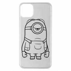 Чохол для iPhone 11 Pro Max Sad minion