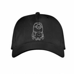 Дитяча кепка Sad minion